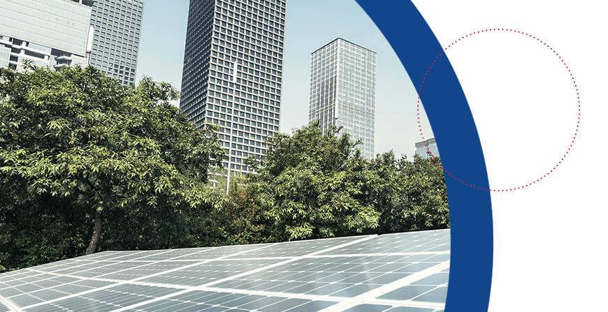 Primes régions énergie durable entreprises